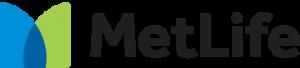 MetLife logo.